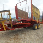 D&D Sales Cortez, CO Used New Holland 1032 Bale Wagon