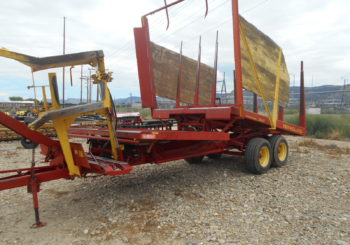 Used New Holland 1032 Bale Wagon Stock #934 Price: $6750