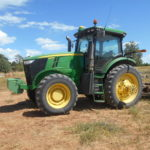 D&D Sales Cortez, CO Used 2011 John Deere 8260R 4WD Tractor