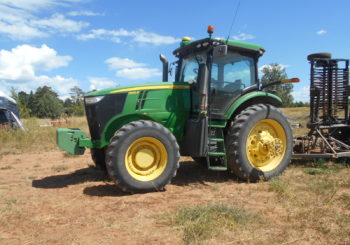 Used 2011 John Deere 8260R 4WD Tractor Price: $129,000
