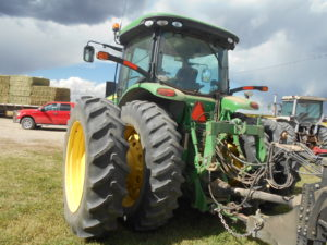 D&D Sales Cortez, CO Used 2012 John Deere 7200R 4WD Tractor