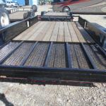D&D Sales Cortez, CO New Diamond T 83X16 ATV Trailer