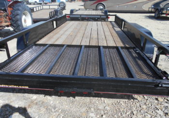 New Diamond T 83X16 ATV Trailer Stock #23324 Price: $2995