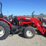 D&D Sales Cortez, CO New 2017 Branson 3520R 4WD Tractor w/Loader