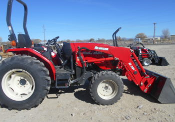New 2017 Branson 3520R 4WD Tractor w/Loader Sale Price: $19,900