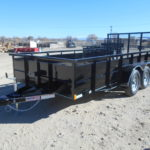 D&D Sales Cortez, CO New Innovative 14X77 Landscape Trailer