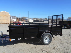 D&D Sales Cortez, CO New Innovative 10X60 Landscape Trailer