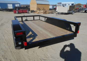 New Innovative 10X60 Utility Trailer Stock #18261 Price: $2795