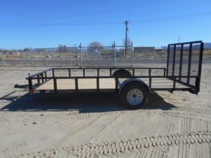 D&D Sales Cortez, CO New Innovative 14X83 Utility Trailer