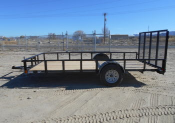New Innovative 14X83 Utility Trailer Stock #18264 Price: $2195