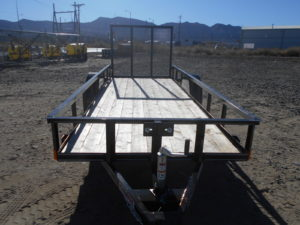 D&D Sales Cortez, CO New Innovative 14X60 Utility Trailer