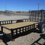 D&D Sales Cortez, CO New Diamond T 83X14 Trailer