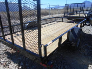 D&D Sales Cortez, CO New Diamond T 6X12 Trailer