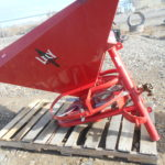 D&D Sales Cortez, CO Used Lely HL 1250 Fertilizer Spreader