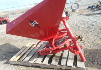 Used Lely HL 1250 Fertilizer Spreader Consigned Price: $1995