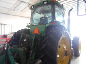D&D Sales Cortez, CO Used 1997 John Deere 8400 MFD Tractor - Consigned
