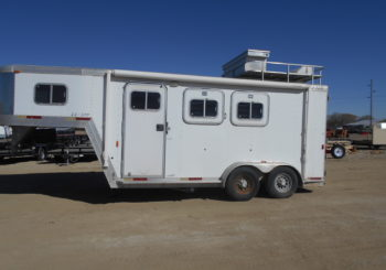 Used Exiss Event SS-200 Horse Trailer Price: $12,500