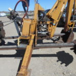 D&D Sales Cortez, CO Used Woods 1050 Backhoe Attachment