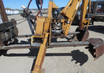 Used Woods 1050 Backhoe Attachment Call for Price