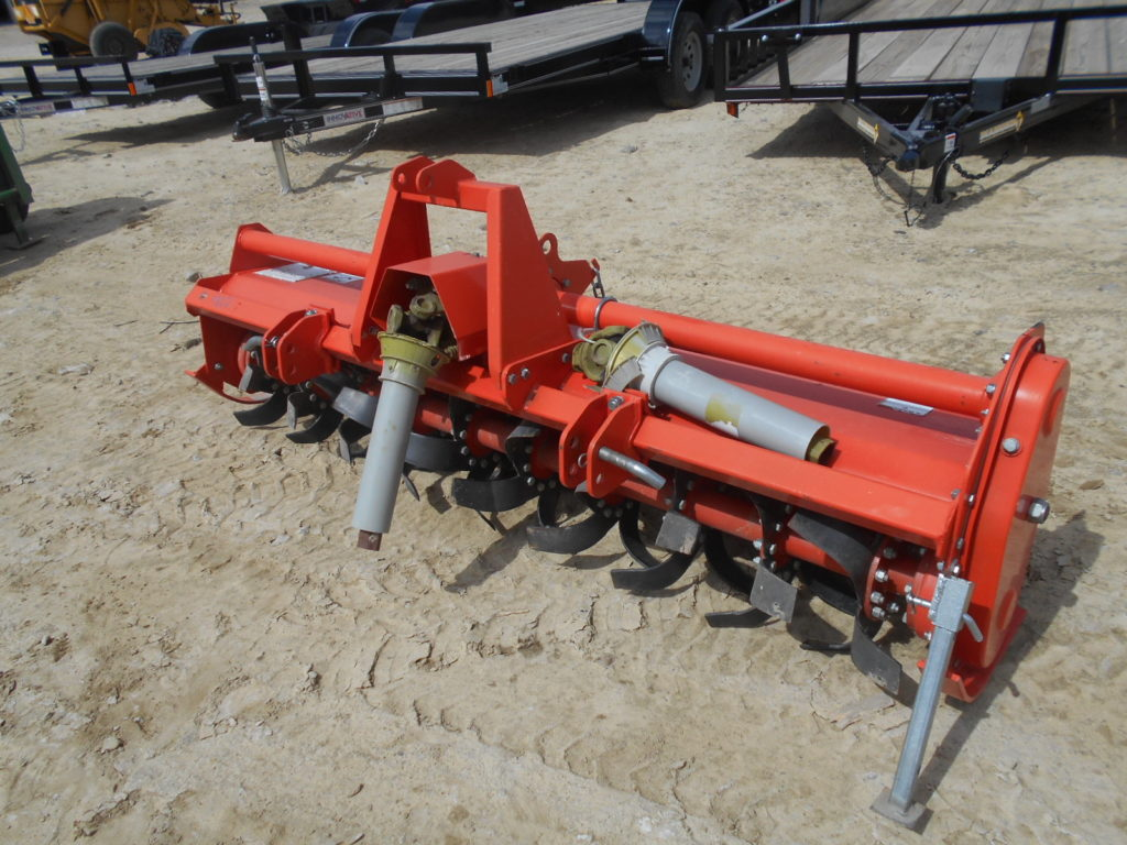 D&D Sales Cortez, CO Used TMG 6 1/2' Tiller