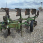 D&D Sales Cortez, CO Used John Deere 4200 4-Bottom Roll-over Plow