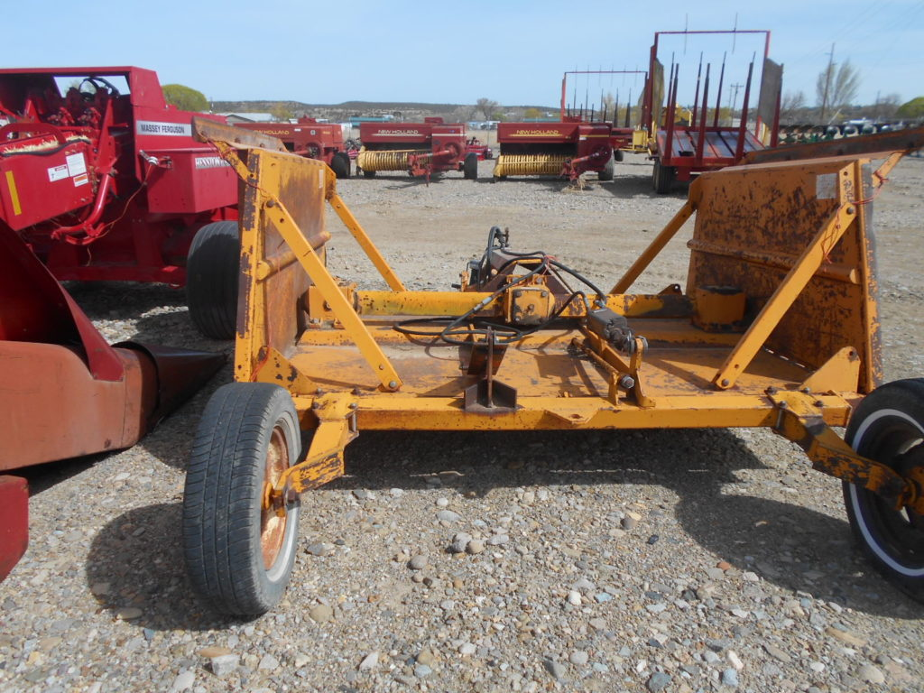 D&D Sales Cortez, CO Used Woods 214 12' Brush Hog