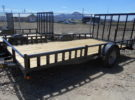 New Diamond T Single-Axle Trailer Stock #24973 Price: $2295