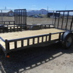 D&D Sales Cortez, CO New Diamond T Single-Axle Trailer