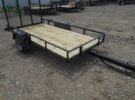 New Diamond T 4′ X 5′ Utility Trailer Stock #25520 Price: $1,095