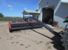 Used Hesston 1160 16′ Windrower Price: $5950