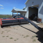 D&D Sales Cortez, CO Used Hesston 1160 16' Windrower