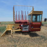 D&D Sales Cortez, CO Used New Holland Super 1049 Bale Wagon