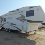 D&D Sales Cortez, CO 2006 Keystone Couger 28' Fifth Wheel RV Trailer