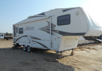 2006 Keystone Couger 28′ Fifth Wheel RV Trailer Price: $11,000